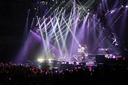 YOSHIKI復活の夜、 X JAPANのZepp DiverCity公演ライブ・ビューイング決定