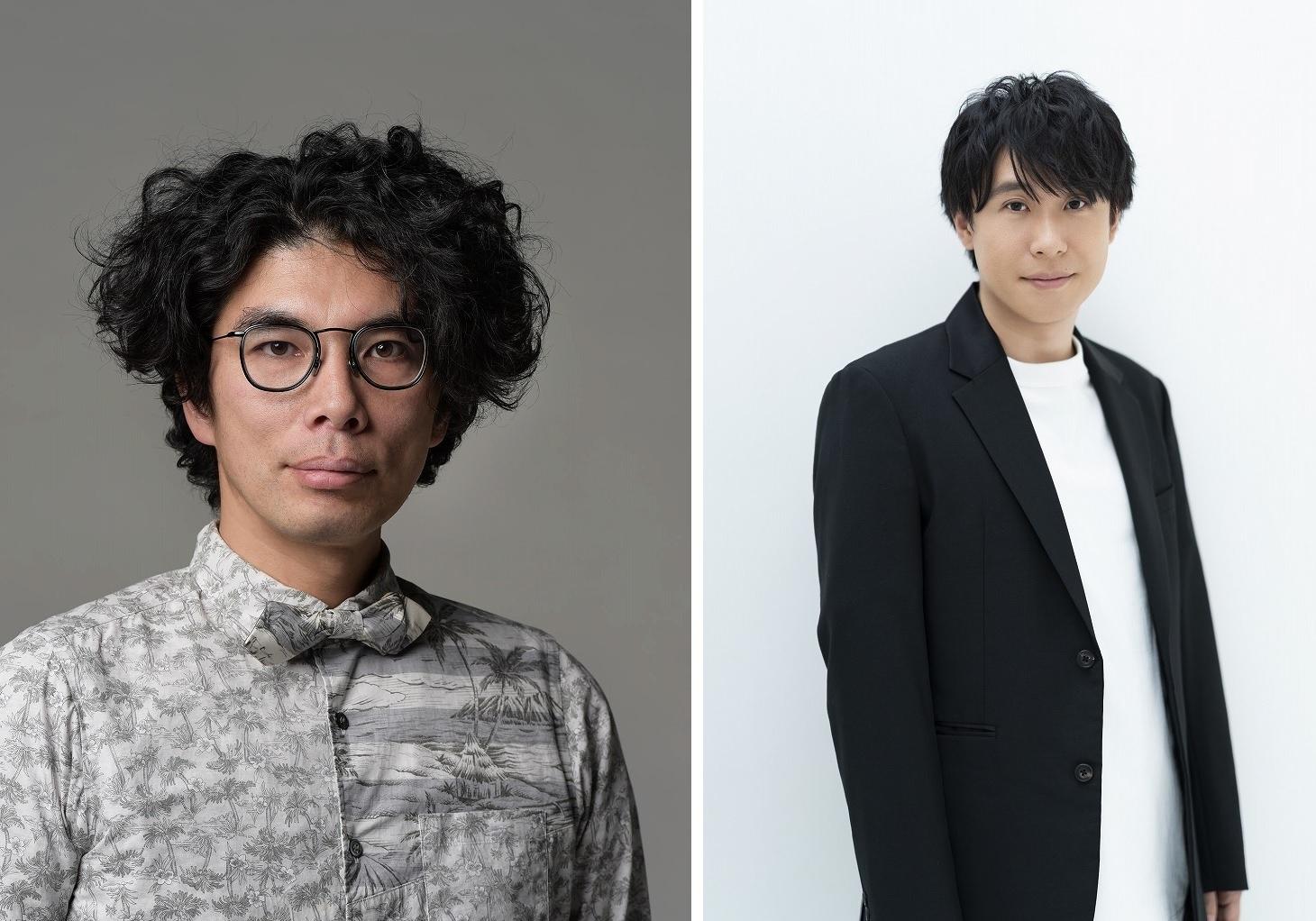 (左から)片桐仁、鈴村健一