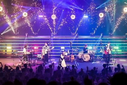 緑黄色社会、 全国ホールツアー『リョクシャ化計画2021』を完走 ファイナル・大阪フェスティバルホール公演の公式レポート到着