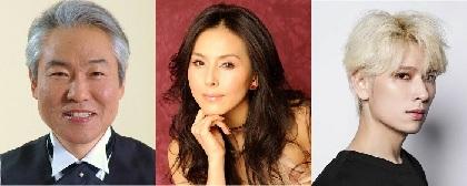 藤重政孝が演出を務める舞台『TAXI DRIVER』の上演が決定 モロ師岡、CROSS GENEのセヨン、杉本彩が出演