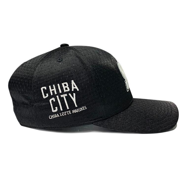 CHIBA CITY刺繍入りレプリカキャップ(フリーサイズ :税込5,000円、ジュニアサイズ:税込 4,700円) ※12市対応