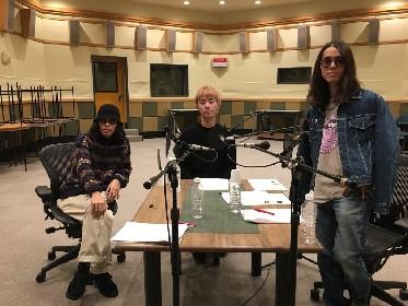 SuchmosがNHK-FM『サウンドクリエイターズ・ファイル』に4週連続登場 60年代~90年代のカルチャー&音楽を語る