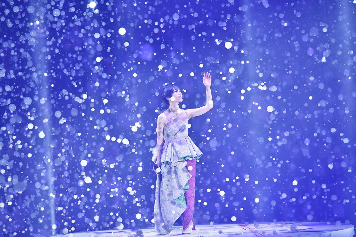 坂本真綾 25周年記念LIVE『約束はいらない』より