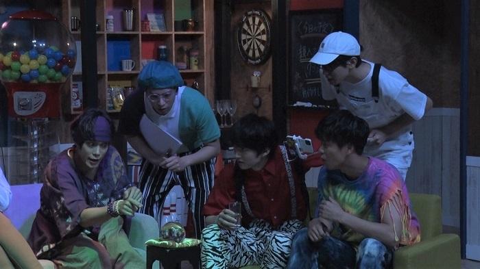 『テレビ演劇 サクセス荘2』場面写真  (C)「テレビ演劇 サクセス荘2」製作委員会