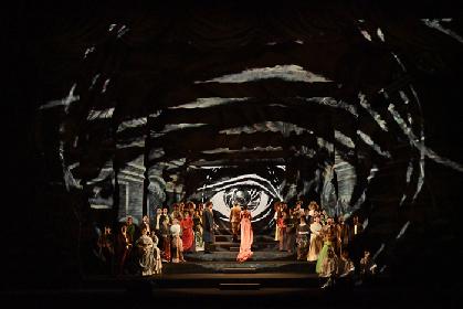 ケントリッジ演出の新制作《魔笛》で新国立劇場の2018/19オペラ・シーズンが10/3開幕