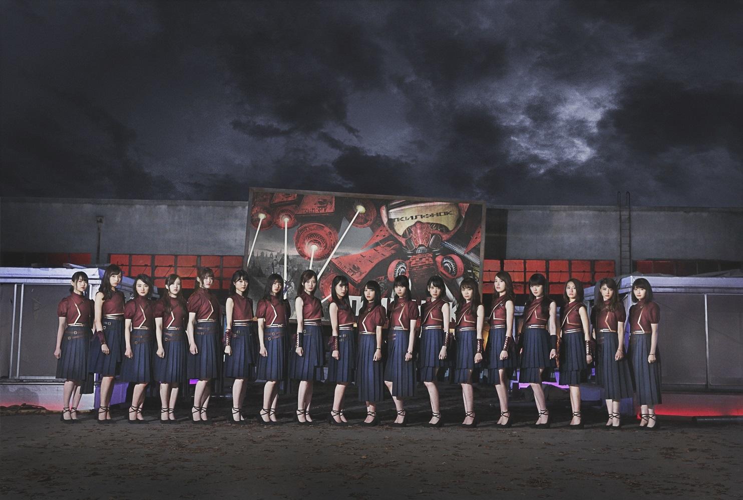『ワンダーウーマン』×乃木坂46  (C)乃木坂46LLC