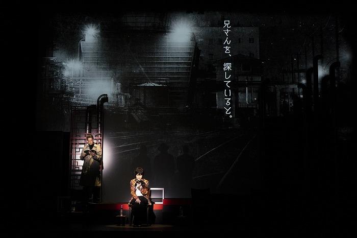 (C)朗読劇「私立探偵 濱マイク」製作実行委員会/曳野若菜