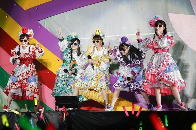 『ももクロ春の一大事2017 in 富士見市〜笑顔のチカラつなげるオモイ〜』2日目  Photo by HAJIME KAMIIISAKA+Z