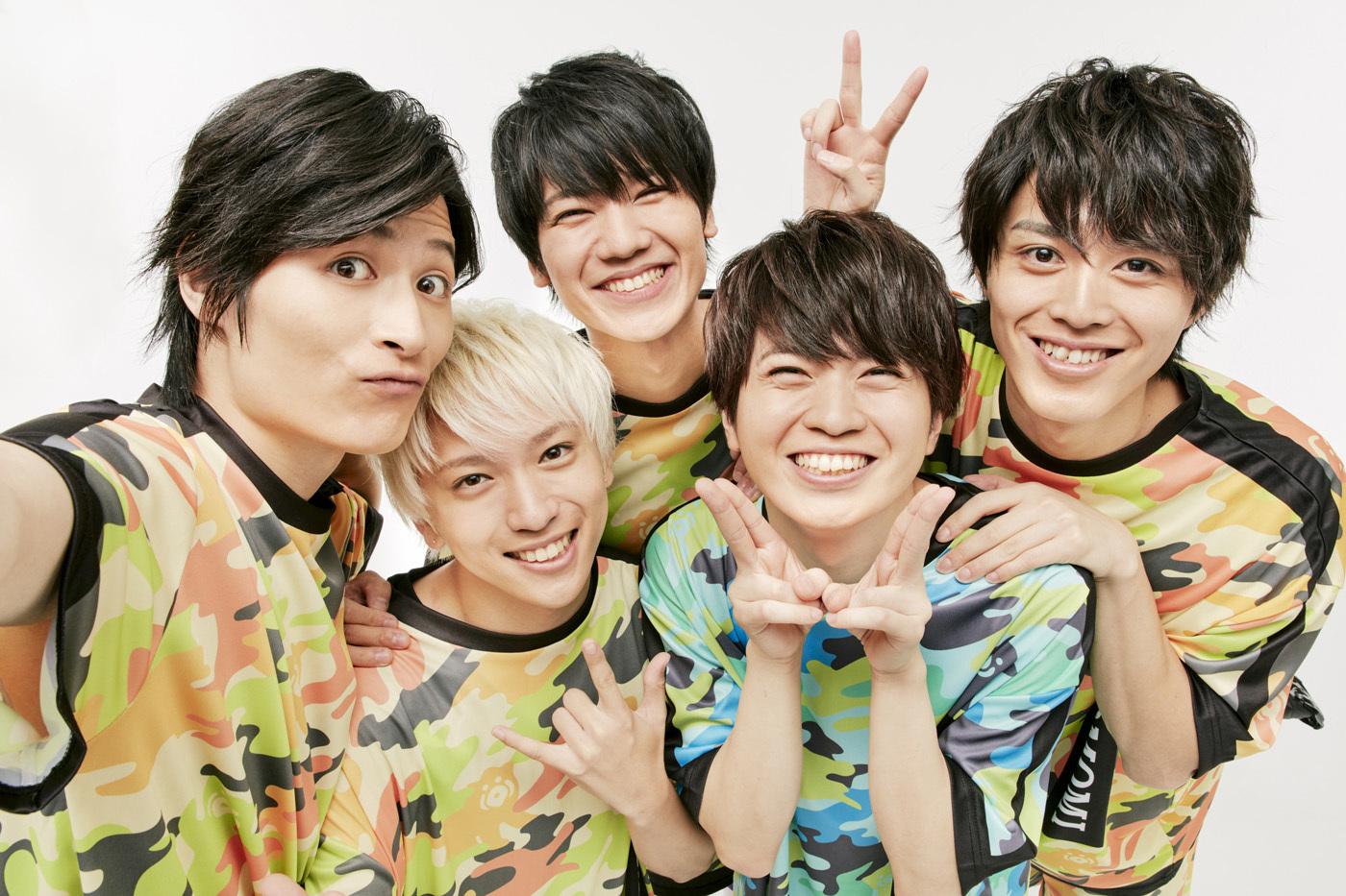 桃実高校集合 (C)FUTSAL BOYS!!!!! ORIGINAL WORK