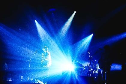 フレデリック『START UP!!-ロックの春2021-』ライブレポートーー揺るがないダンスロック・バンドとしての矜持に圧倒