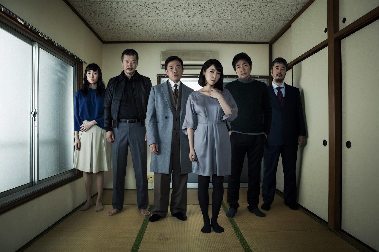 「同じ夢」 写真:加藤アラタ 宣伝美術:加藤秀幸