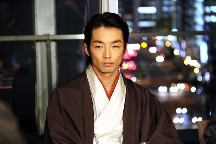 森山未來「第10回日本ダンスフォーラム賞 授賞式」