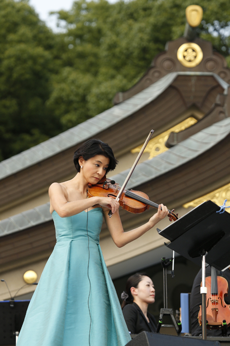 高嶋ちさ子『福岡音楽祭 音恵 ONKEI 2016』