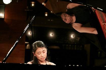 ピアニスト石田成香が吹かせた、瑞々しいウィーンの風