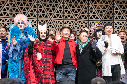 全ネタ紹介!ワハハ本舗全体公演『王と花魁』「泉谷しげるリスペクトライブ」レポート
