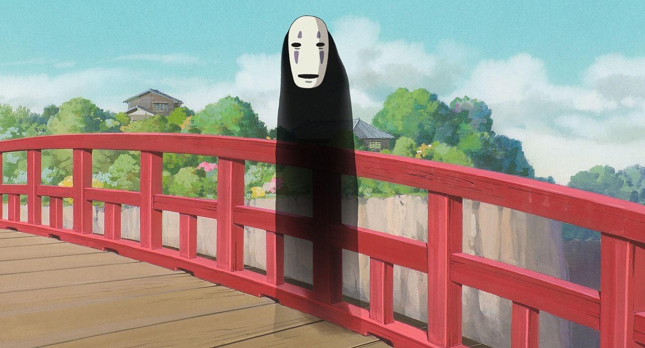 カオナシ  (C)2001 Studio Ghibli・NDDTM