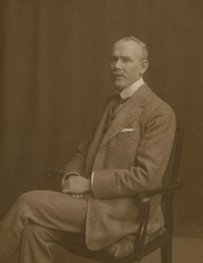 ウィリアム・バレル卿(45歳頃) (C) CSG CIC Glasgow Museums Collection