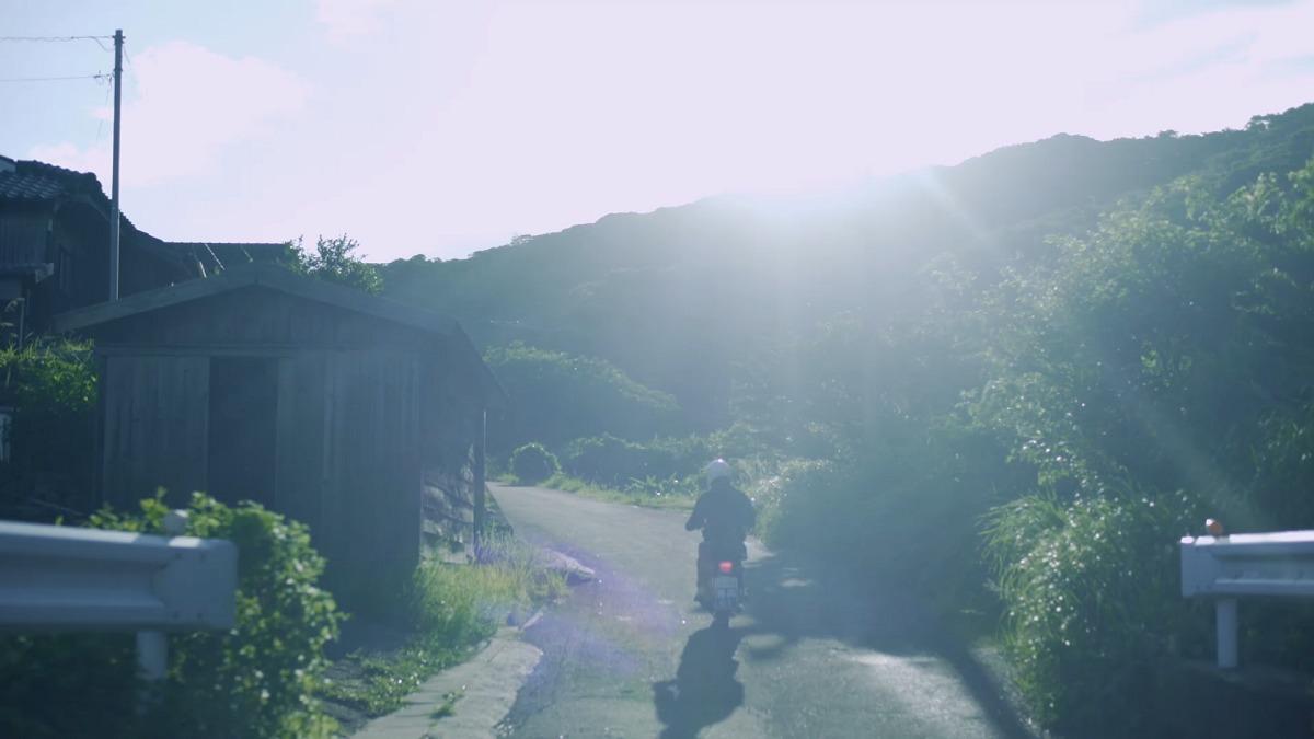 Me and Honda×クリープハイプ「ゆっくり行こう」MVより