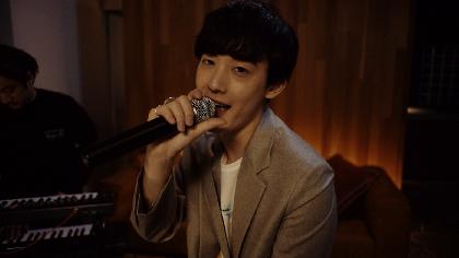 向井太一、T.Kuraとのコラボ曲「BABY CAKES」のSpecial Live Videoを公開 ライブシーンはワンカットで撮影
