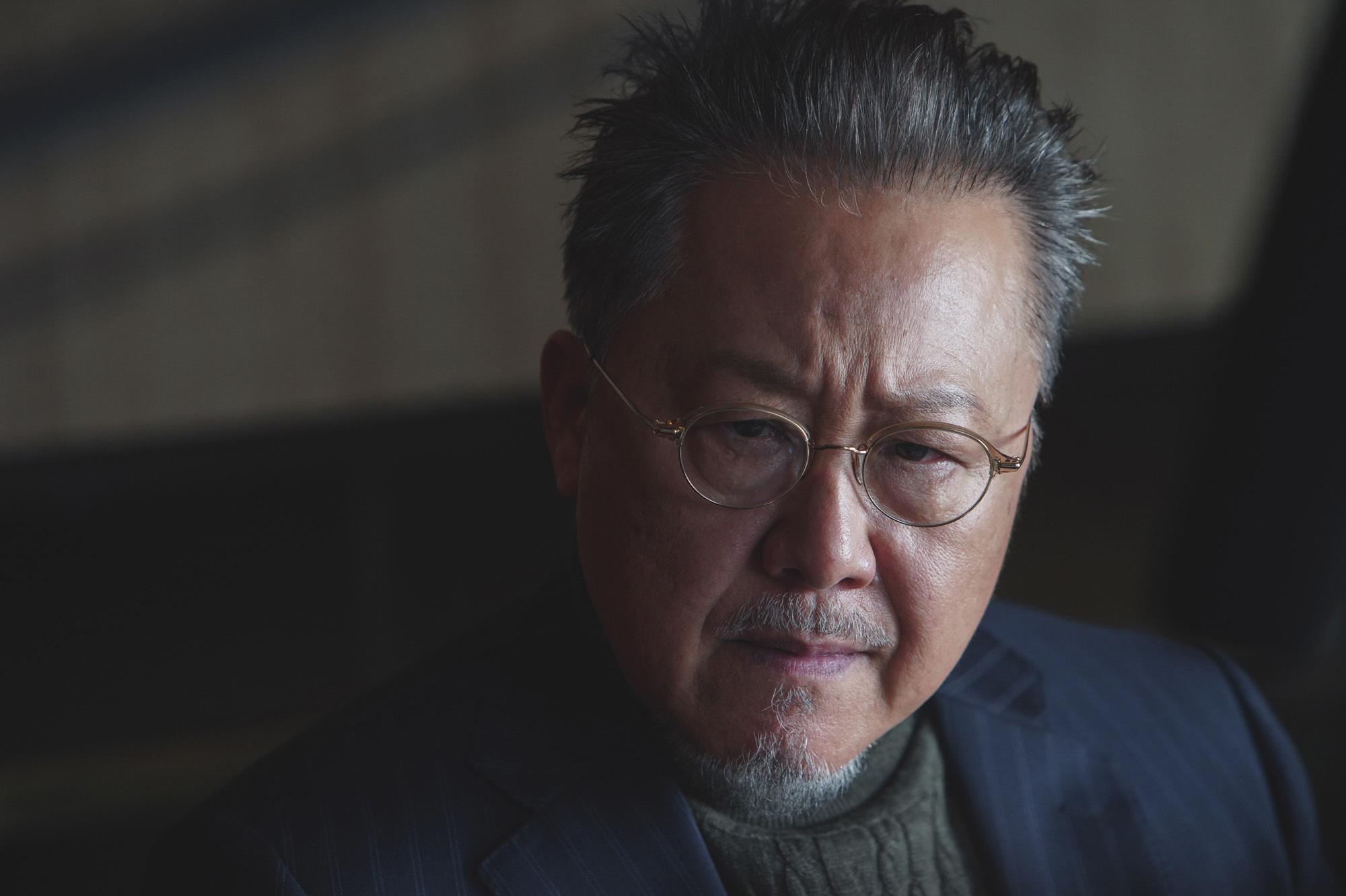 石橋凌 (C)2021「恋する寄生虫」製作委員会