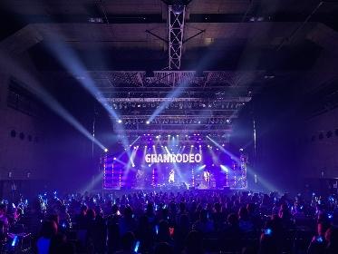 GRANRODEO、2日間異なるセットリストのライブ『Rodeo Coaster』を5月にZepp Hanedaで開催 FC対象にVR生配信も実施