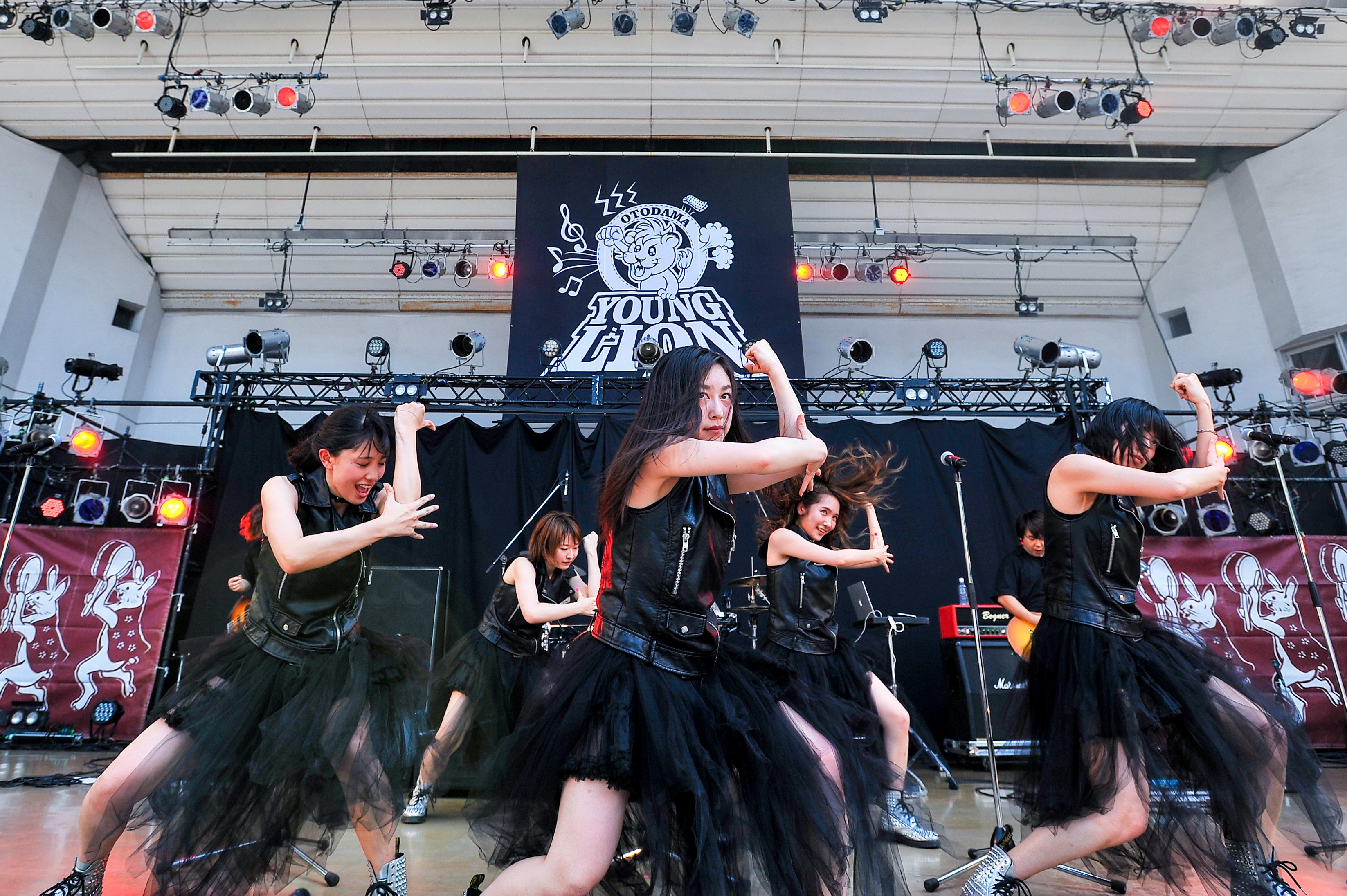 ヤングライオン祭り'16 / ひめキュンフルーツ缶 写真=河上良/森好弘