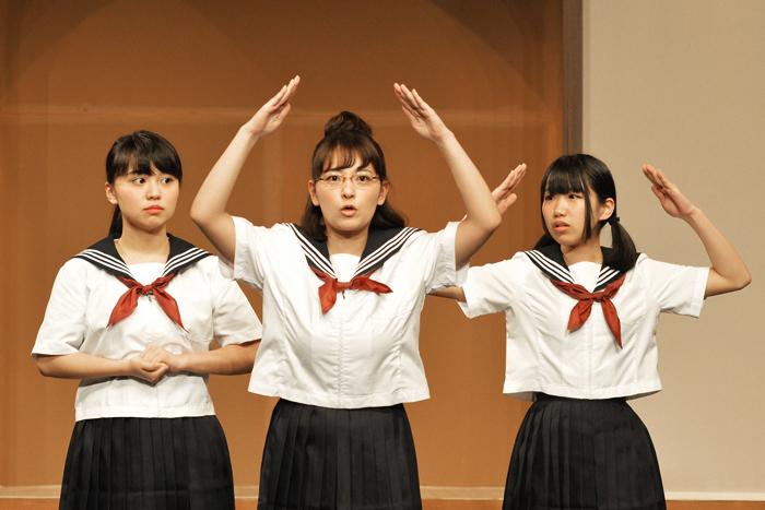 鶴山みえ、愛知タマ子18歳、富士静