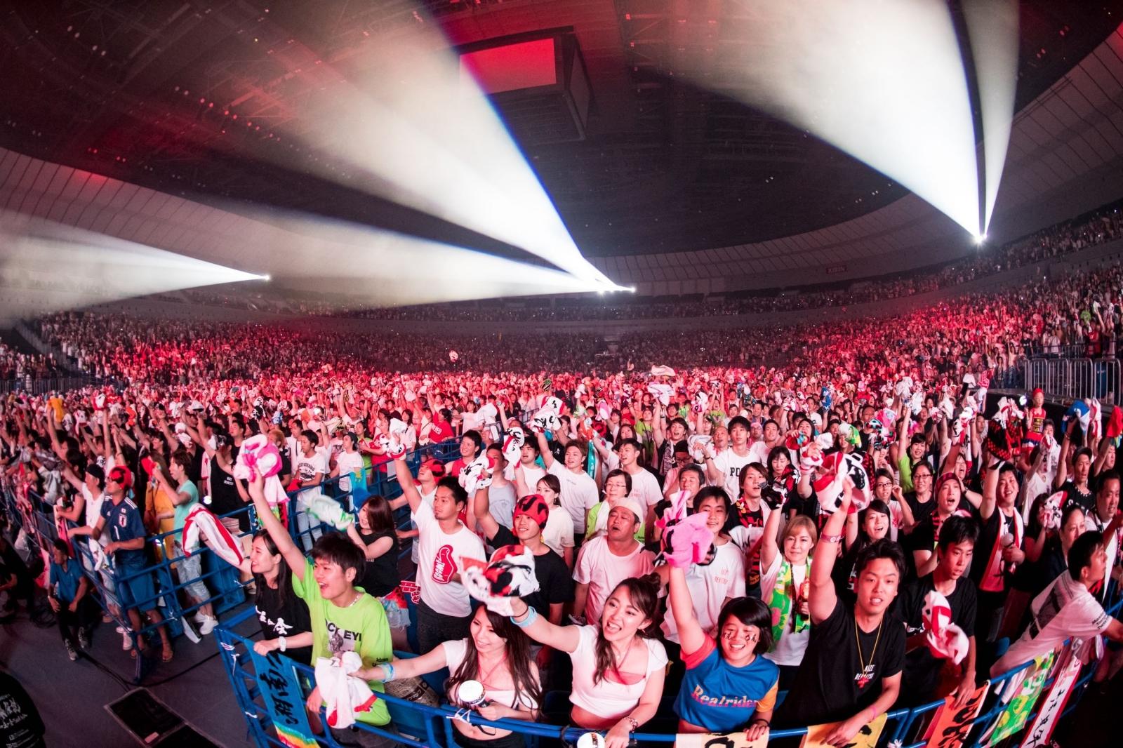 湘南乃風『風伝説 ~一五一会 TOUR2018~』横浜アリーナ