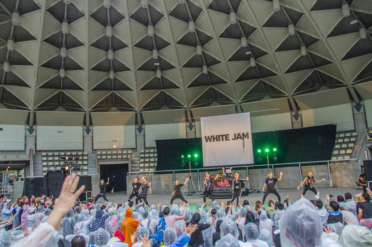 WHITE JAM 撮影=チャンス(WJ)