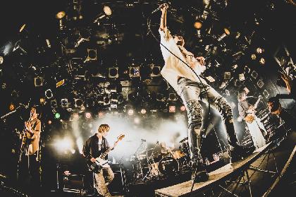 Novelbright、ツアーラストを渋谷CLUB QUATTROで締める「もっとみんなに夢を見させられるような存在になりたいです」