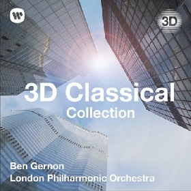 ロンドン・フィルハーモニー管弦楽団が演奏したクラシックの名曲を、3次元によるハイレゾサウンドで収録 限定版として配信