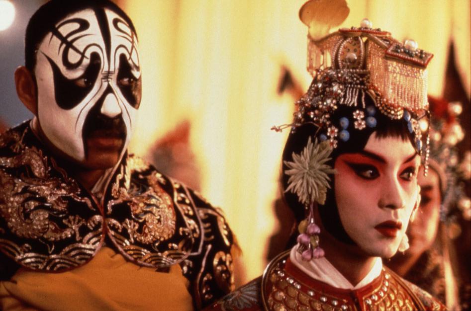 『さらば、わが愛~覇王別姫』 (C) 1993 Tomson Films Co.,Ltd. (Hong Kong)