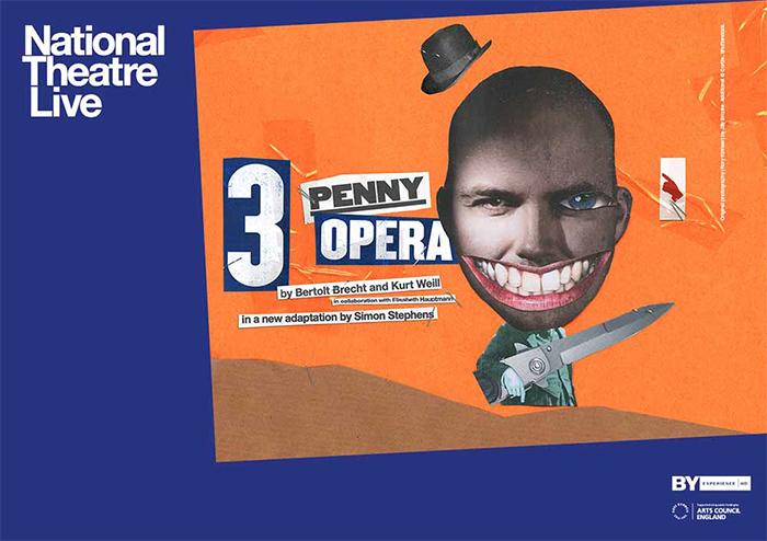 『三文オペラ』
