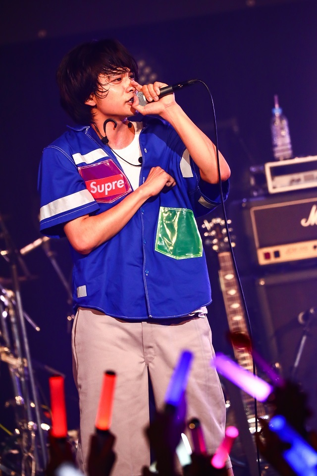『DISH// やる気マンマン2マン TOUR』2017.7.4 Zepp DiverCity TOKYO