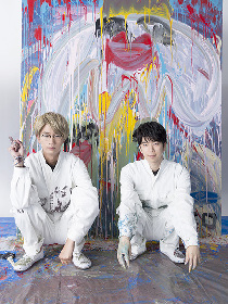 江口拓也×西山宏太朗、『俺癒展』開催直前インタビュー 江口「宏太朗の絵は、人をイライラさせる魅力がある」