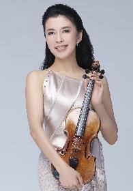 ヴァイオリニスト・川井郁子にとっての映画、そしてその音楽とは? 「その映画を観た頃の、宝物のような時間を思い出し、絆を温めてもらえたら」