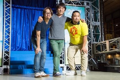 関智一さんがガッチャマンの「バード・ゴー!」を叫ぶ! TVアニメ『Infini-T Force(インフィニティ フォース)』映画化プロジェクトが発表に!