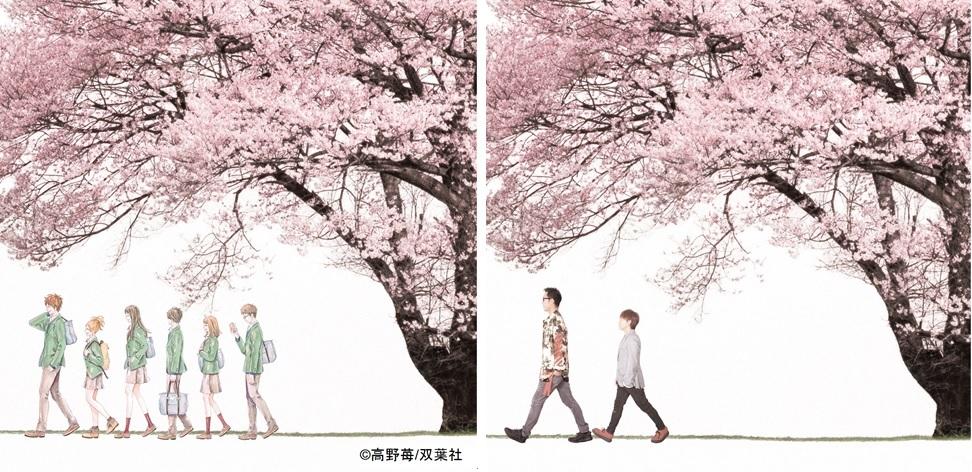 コブクロ 「未来 Spring Package」  ©高野苺/双葉社