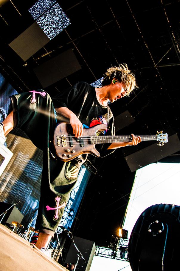 ONE OK ROCK  撮影=KAZUSHI HAMANO