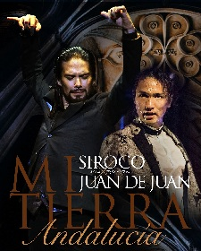 フラメンコ界の貴公子JUAN DE JUANと日本人フラメンコダンサーSIROCOが贈る、『舞台フラメンコ〜私の地アンダルシア』の公演が決定