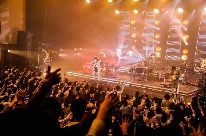 Official髭男dism、鳥取・米子公会堂でホールツアーファイナル公演を開催