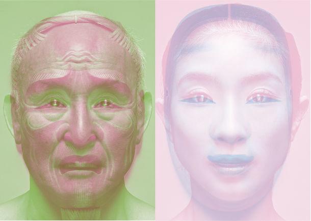 伝統と創造シリーズ vol.9「老松 -OIMATSU」ビジュアル(撮影:池谷友秀 / デザイン:小山睦浩)