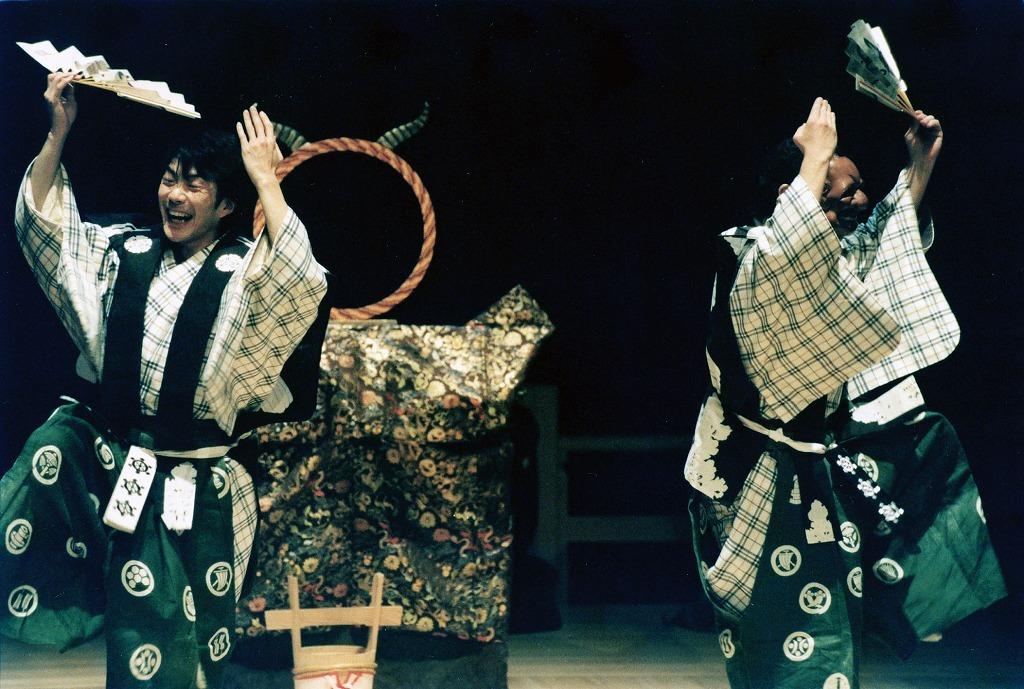 狂言劇場その弐『鏡冠者』
