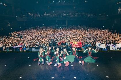 BiSH 2万人規模の幕張メッセ単独公演12月に開催