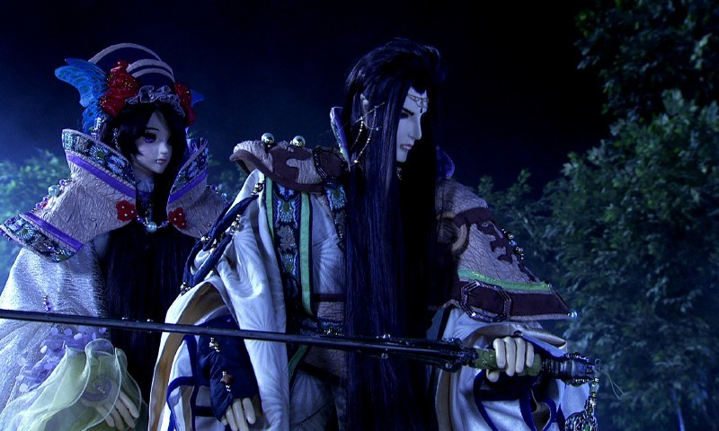 (C)2016 Thunderbolt Fantasy Project