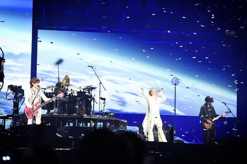 L'Arc-en-Ciel『25th L'Anniversary LIVE』2017.4.8 撮影=今元秀明 / 岡田貴之 / 緒車寿一 / 加藤千絵 / 田中和子
