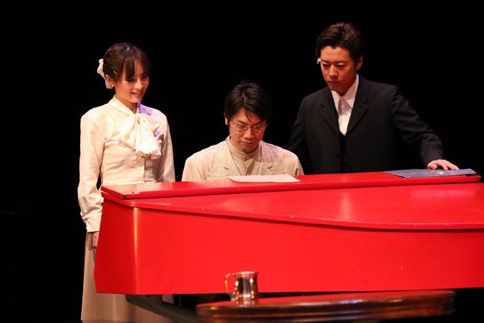 音楽劇『瀧廉太郎の友人、と知人とその他の諸々』(2015年上演時)