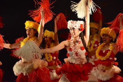 ラストのフラダンスが見どころ! 映画『フラガール』脚本の羽原大介率いる昭和芸能舎版舞台『フラガール2019』ゲネプロレポート
