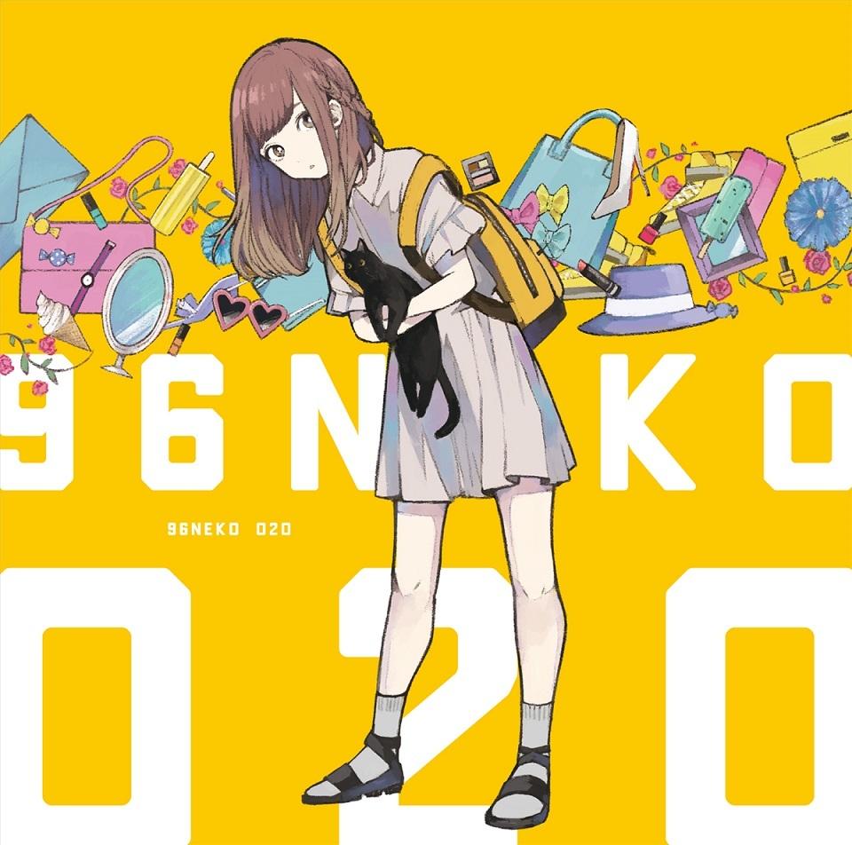 96猫アルバム『O2O』通常盤