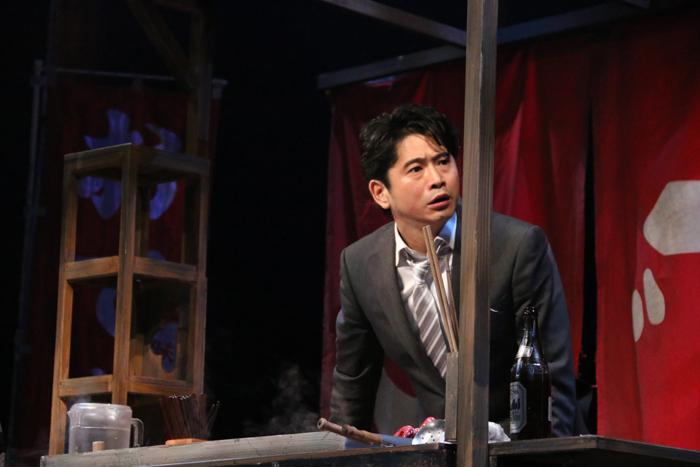 萩原聖人 舞台「魔術」
